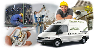 Dartmoor electricians